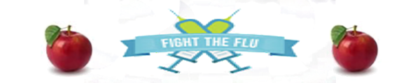 Fight The Flu Logo